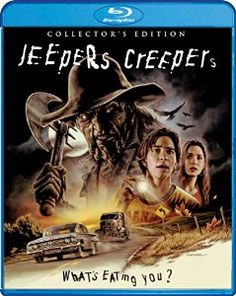 Jeepers creepers, where'd you get those peepers? Jeepers creepers, where'd you get those eyes? Horror Movie Posters, Best Horror Movies, Horror Icons, Classic Horror Movies, Scary Movies, Great Movies, Jeepers Creepers, Halloween Movies, Halloween Horror