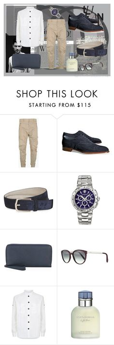 """#Suede"" by vitaestspeciosa on Polyvore featuring Balmain, Brooks Brothers, Brioni, Versace, Valextra, Stefano Ricci, Dolce&Gabbana, men's fashion and menswear"