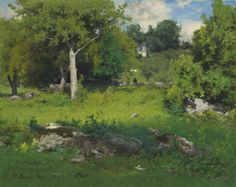 On Technique: George Inness (Part 5) – Underpaintings Magazine