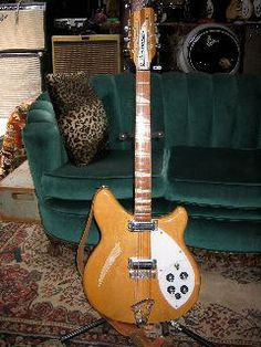 Tom Petty's Rickenbacker 360/12 - SN GH3747 - Stolen -   These five guitars were stolen from the Soundstage in Culver City. The tour starts next week and we'd love to get these back. No questions asked, please email us with any information - StolenGuitars@TomPetty.com