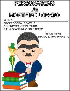 Personagens de Monteiro Lobato