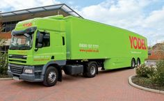 Yodel Livery Trailer Graphics | Yodel Fleet Wrapped by Ast Transport Branding