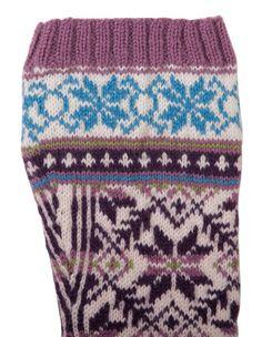 Apirka Socks Pattern - Knitting Patterns and Crochet Patterns from KnitPicks.com