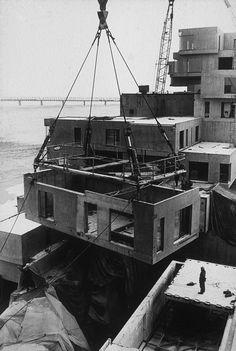 Safdie Architects · Habitat '67 · Divisare