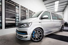 The Edward's VW T6 Caravelle LWB Conversion