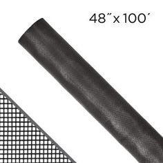 Fiberglass Insect Screen is made of flexible fiberglass mesh for easy installation. The screen is resistant to creasing, denting and unraveling. Ideal for multiple applications including doors, windows and gazebos. Available in charcoal or gray. Porch Gazebo, Screened In Porch Diy, Screen Tight, Slide Screen, Fiberglass Windows, Sliding Screen Doors, Window Screens, Window Screen Replacement
