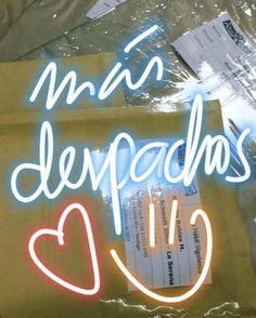 Más despachos! #gracias #clientesLindos