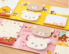 Sticky Notes - Rilakkuma Ultimate Sticky Note Set | CoolPencilCase.com