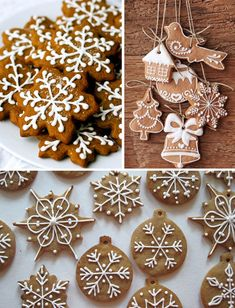 Имбирные пряники с глазурью пошаговый видео мастер-класс Best Christmas Cookies, Cookie Bars, Gingerbread Cookies, Diy And Crafts, Food And Drink, Cooking, Cake, Holiday, Desserts
