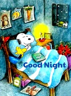 Snoopy snoozes away Good Night Greetings, Good Night Messages, Good Night Wishes, Cute Good Night, Good Night Sweet Dreams, Good Night Image, Snoopy Images, Snoopy Pictures, Peanuts Cartoon