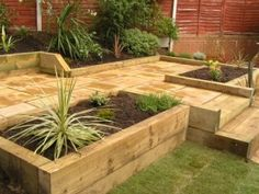 ideas for landscape timbers | Click here to see examples of our latest work.