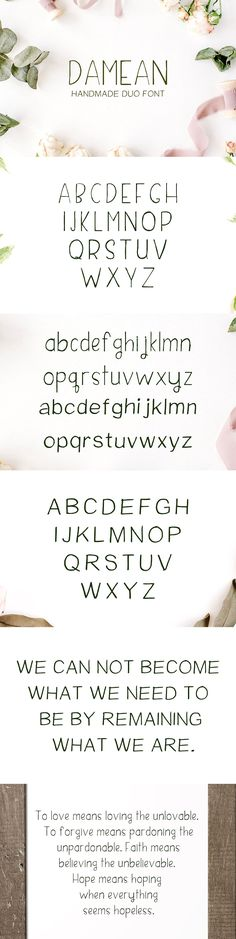 Dameanis a cool & refreshing handwritten duo font. It comes up with a complete set of Lowercase, Uppercase Numbers and Alternates. It is Perfect for prints, logos, quotes, badges, labels, packaging design, blog, websites, designs, headlines, banners, posters, printings, T-shirts, magazines, promotional product, templates, etc.