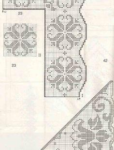 676 Best Filet Crochet Images Crochet Patterns Yarns Crochet Doilies