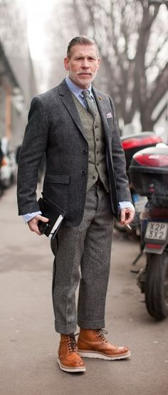Nickelson Wooster :: love the style.