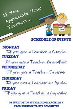 Free Printable Teacher Appreciation Ideas crazyforcrust.com