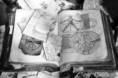 Antique Book of Shadows