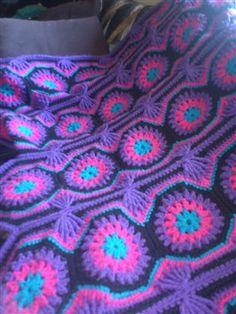 crochet afghan - Crochet Me