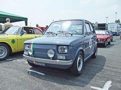 All sizes | Fiat 126 Abarth (1972 - 2000) | Flickr - Photo Sharing! Fiat 500, Custom Vespa, Europe Car, Fiat Cars, Fiat Abarth, Small Cars, Car Girls, Car Show, Vintage Cars