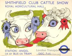Betty Swanwick, Poster 1983/4/9950 - Poster and Artwork collection online from the London Transport Museum