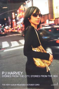 "'Stories from the City, Stories from the Sea' is the fifth studio album by PJ Harvey, released in 2000. It contains themes of love that are tied into Harvey's affection for New York City and featured a duet with Radiohead frontman Thom Yorke on the track ""This Mess We're In"". The album was ranked no.8 on Rolling Stone's list of The 50 Essential ""Women In Rock"" Albums."