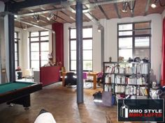 Loft te koop 2 slaapkamer(s) - bewoonbare opp.:148 m2   Immoweb ref:4841684