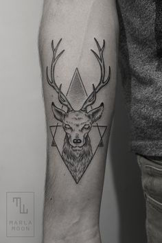 Image result for nature geometric tattoo collarbone