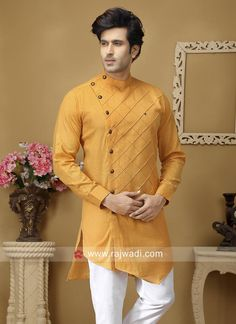 Latest Layered Kurta For Mens Wedding Kurta For Men, Wedding Dresses Men Indian, Wedding Dress Men, Mens Designer Shirts, Designer Suits For Men, Designer Clothes For Men, Gents Kurta Design, Boys Kurta Design, Kurta Pajama Men