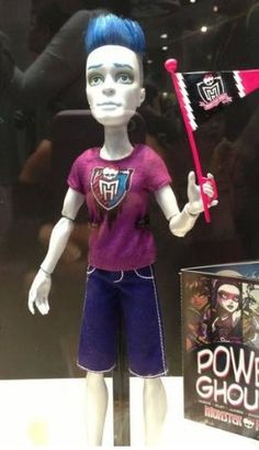 Fashion Doll: Monster High Slo Mo Ghoul Spirit Doll *** Details can be found by clicking on the image.