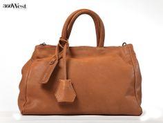 Gorgeous Monserat De Lucca leather satchel, 360 West Magazine, April 2014 #handbags #purse #monseratdelucca #leather #fashion #style #fortworthfashion #360WSpringGiveaway