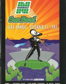 1997 Sun Bowl Game Recap   Arizona State vs. Iowa #ItsAllGoodEP