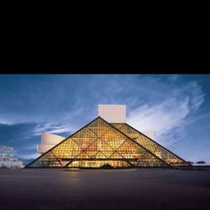 The Rock And Roll Hall Of Fame....