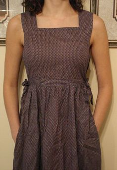 apron style dresses 33
