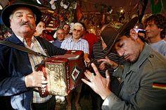 Gypsy music!