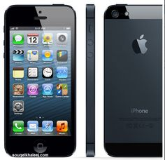 #AppleiPhone 5S (16 GB, 4G LTE + Wi-Fi, BLACK) Special Offer for Ramadan!! Buy at http://goo.gl/BSRHd4
