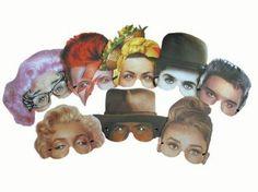 Novelty Eye Masks   Famous Faces Eye Masks, Pack 8 by Pams, http://www.amazon.co.uk/dp/B001692EV2/ref=cm_sw_r_pi_dp_0nXxsb0HMRQE4