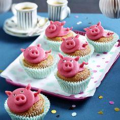 Silvester-Muffins Rezept | LECKER