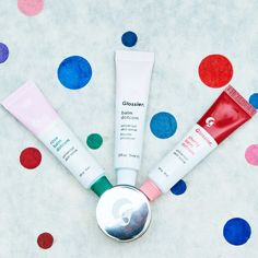 Inside Glossier the beauty startup achieved cult status by selling less . - Inside Glossier, the beauty startup achieved cult status by selling less # gardenia - Balm Dotcom, Dewy Skin, Beauty Awards, Glossier, The Balm, Make Up, Things To Sell, Buzzfeed, Invite