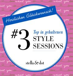 Top in Style Sessions