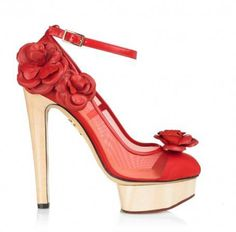 Flora by Charlotte Olympia, Resort 2013