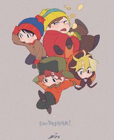 South Park ♥ #Cartoon #Anime