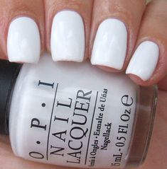 Too Me White Nail Polish Is Soo Different And Pretty .. Also Cause It Matches With Everything .....