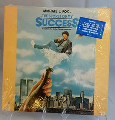 1987 The Secret of My Success Motion Picture by RCVintageNKitsch