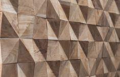 Willow by Wonderwall Studios | Wood panels