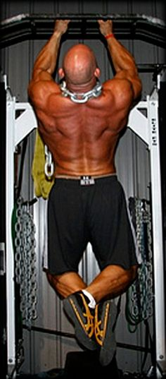 Extended Tension — The Program  Tate's program consisted of four workouts per week, with one day of rest between each workout. He split his body as a typical bodybuilder might, and hit every muscle group twice per week.