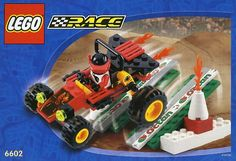 6602-2: Scorpion Buggy | Brickset: LEGO set guide and database