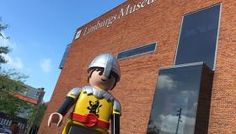 40 jaar PLAYMOBIL in Limburgs Museum