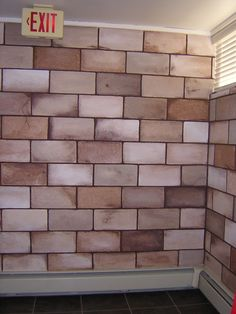 decorative painting of concrete block - Google Search