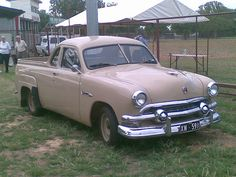 '56 Ford Mainline ute (Australia) Cars Pinterest Ford