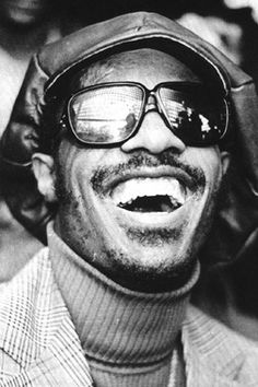 Stevie Wonder - a musician of soul. Inspires www.miticom.co.uk