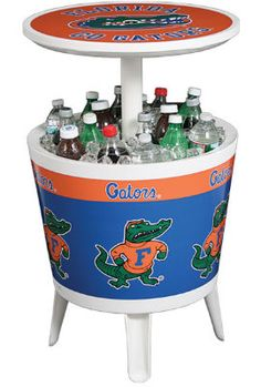 For my favorite Gator Fans...Gators Pop-Up Cooler Table    #UltimateTailgate #Fanatics